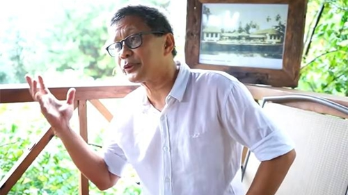 Soal Rumahnya Terancam Digusur Sentul City, Rocky Gerung: Ini Soal Politik Pertanahan Nasional