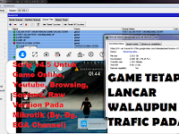 Scrip v4.5 Untuk Game Online, Youtube, Browsing, Sosmed, Raw Version Pada Mikrotik (By. Bg. EGA Channel)
