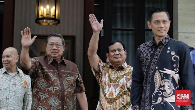 SBY Turun Gunung, BPN Yakin Prabowo Bakal Salip Jokowi