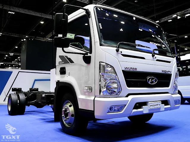 Xe tải 5 tấn Hyundai EX6