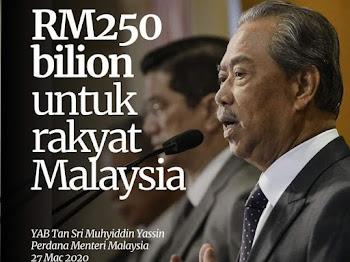 Pakej Rangsangan Ekonomi oleh Perdana Menteri, Tan Sri Muhyiddin Yassin (MATLAMAT 2)