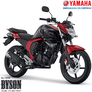 Kredit Motor Yamaha Byson FI New Injection