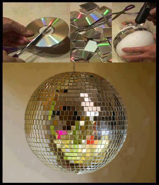 Φτιάξτε μπάλα disco