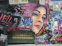 Hosier Lane Street Art | JonyDee80
