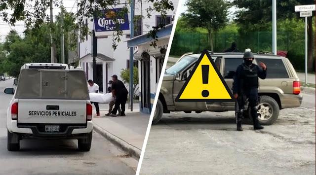 Estremece ejecución de hombre frente a su familia en Tamaulipas