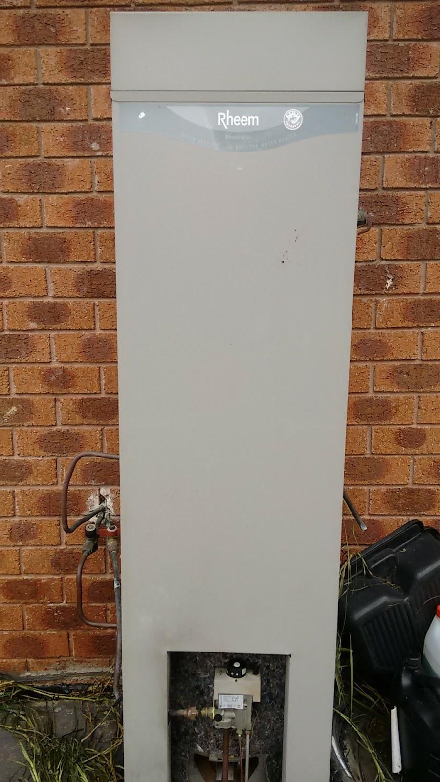 Fixed It Myself Rheem Water Heater Pilot Light Won T Stay Lit