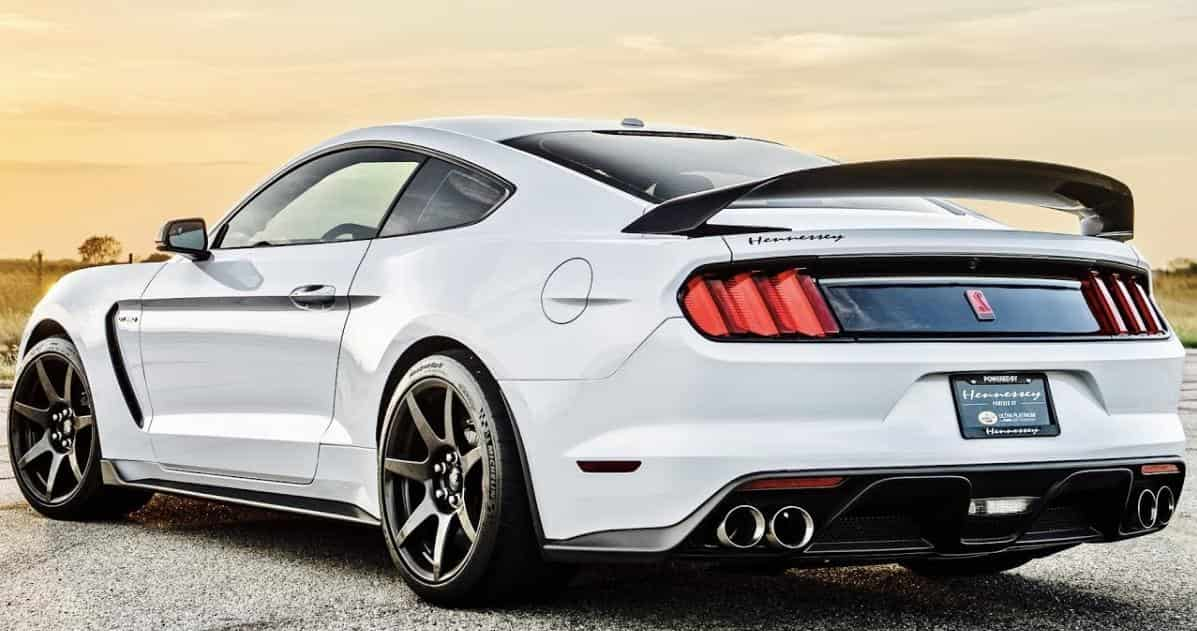 2018 Ford Mustang GT350R