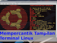 Mempercantik Tampilan Terminal Linux