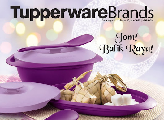 TUPPERWARE HARI RAYA 2016!!!