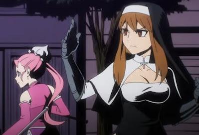 Nonton Kyuuketsuki Sugu Shinu Episode 10 subtitle indonesia