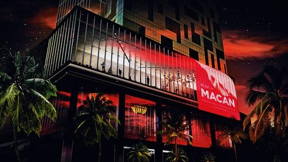 Museum Macan di daerah Kebon Jeruk Jakarta Barat