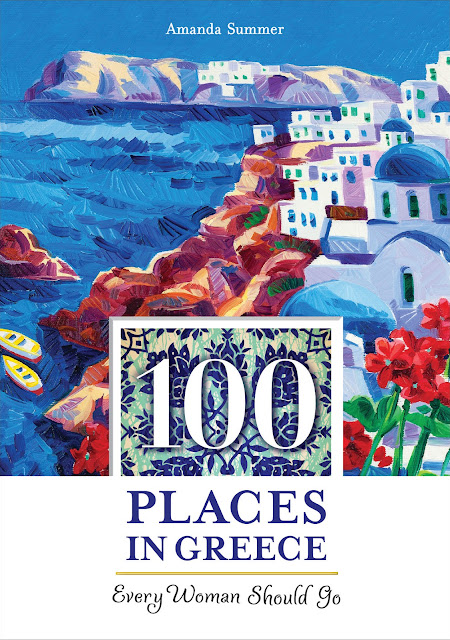 100 Places in Greece Every Woman Should Go NPR podcast interview