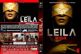LEILA 2019 [COVER – SERIE – DVD+BLU-RAY]