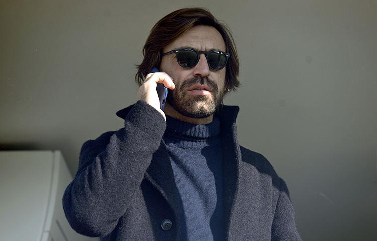 Zvanično: Andrea Pirlo je novi trener U23 tima