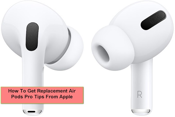 How To Get Replacement Air Pods Pro Tips From Apple