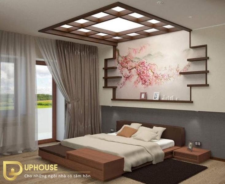 Phòng ngủ tối giản đẹp 12