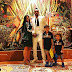 Arsenal star Pierre-Emerick Aubameyang shows off his beautiful family during his Birthday outing (Photo)