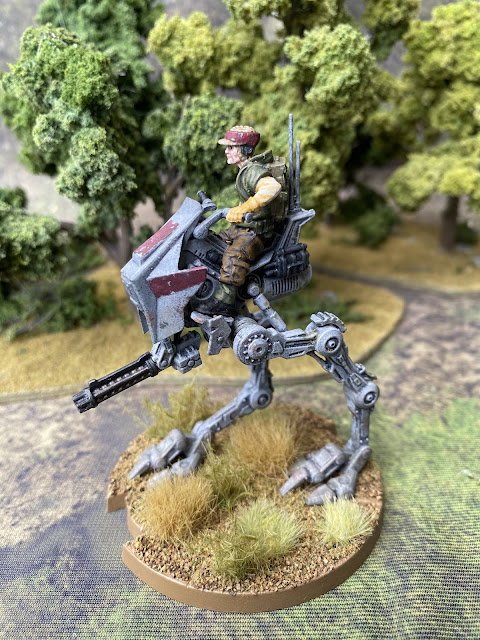 Star War Legion Rebel AT-RT