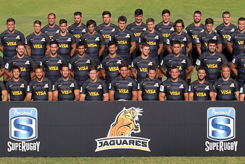 Foto oficial de Jaguares #PersonalSuperRugby 2018