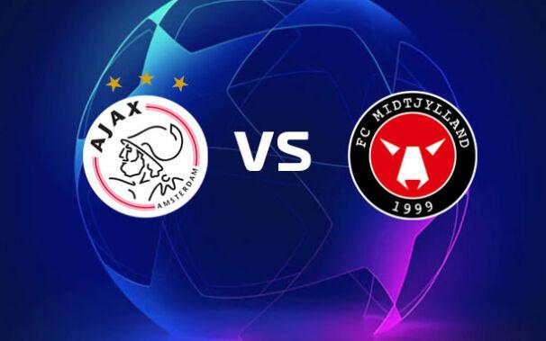 بث مباشر مباراة اياكس امستردام وميتولاند