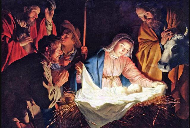 Karácsony Ünnepe – Online istentisztelet úrvacsorával - Sermon 2020. december 25.