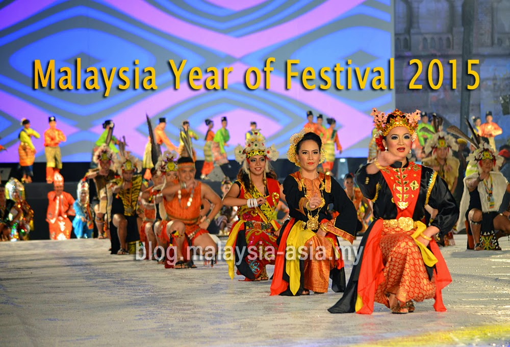Year of Festivals Malaysia