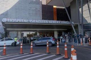 Primeiro caso de coronavírus no Brasil