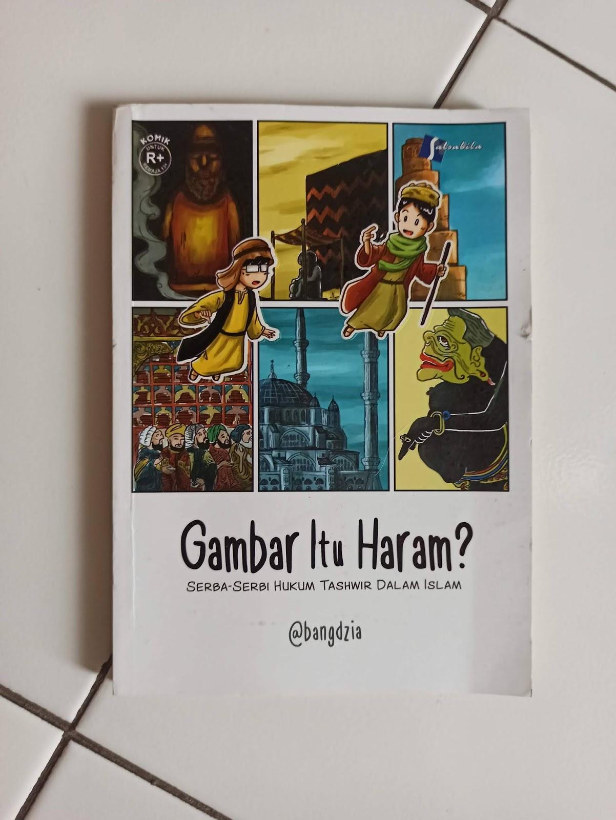 Islamic Graphic Novel oleh bangdzia
