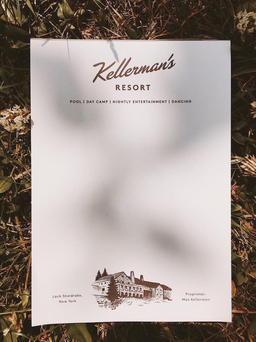 Ellie Co Inc Kellerman 39 S Resort Hotel Notepad