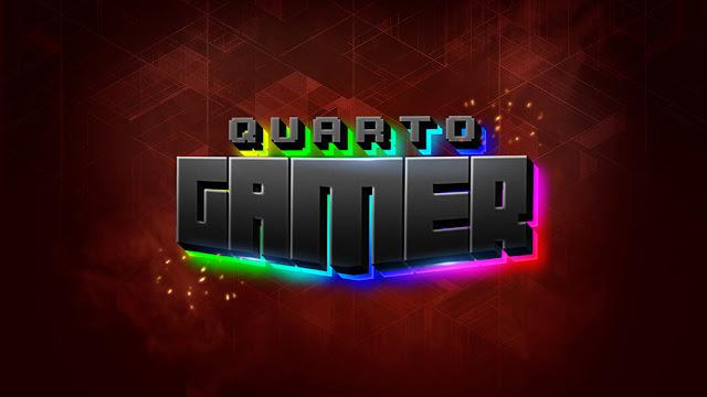 Quarto Gamer HyperX