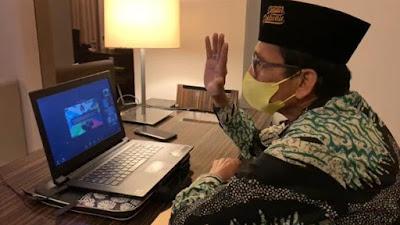 Daerah Harus Bangkit, Tegas Bupati Safaruddin Usai Launching AKI 2021