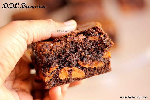 DDL Brownies
