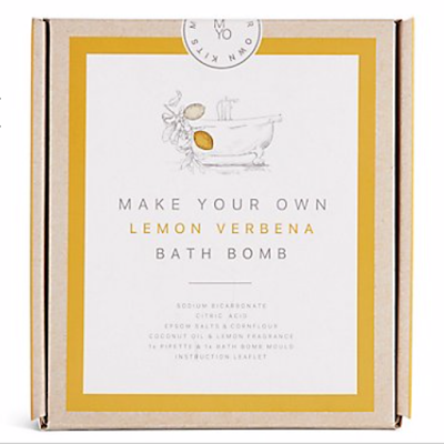 marks and spencer make your own bath bombs