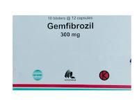 Gemfibrozil - Kegunaan, Dosis, Efek Samping