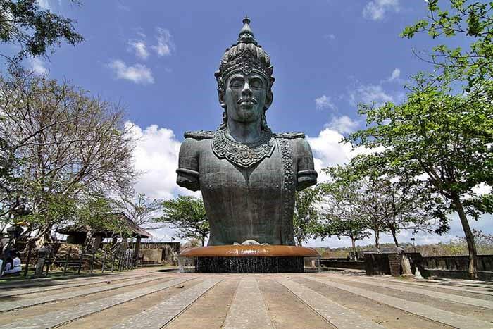 Wisata Bali Patu Wisnu