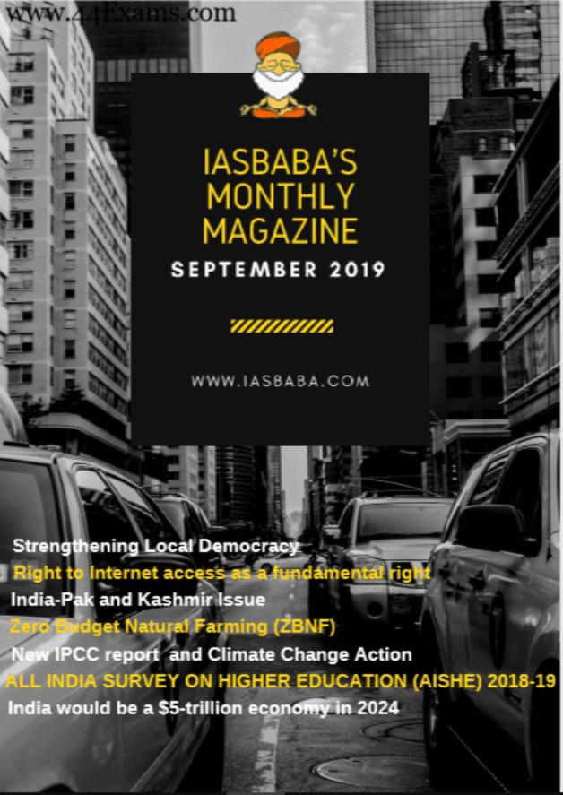 IAS-BABA-Current-Affairs-September-2019-For-UPSC-Exam-PDF-Book