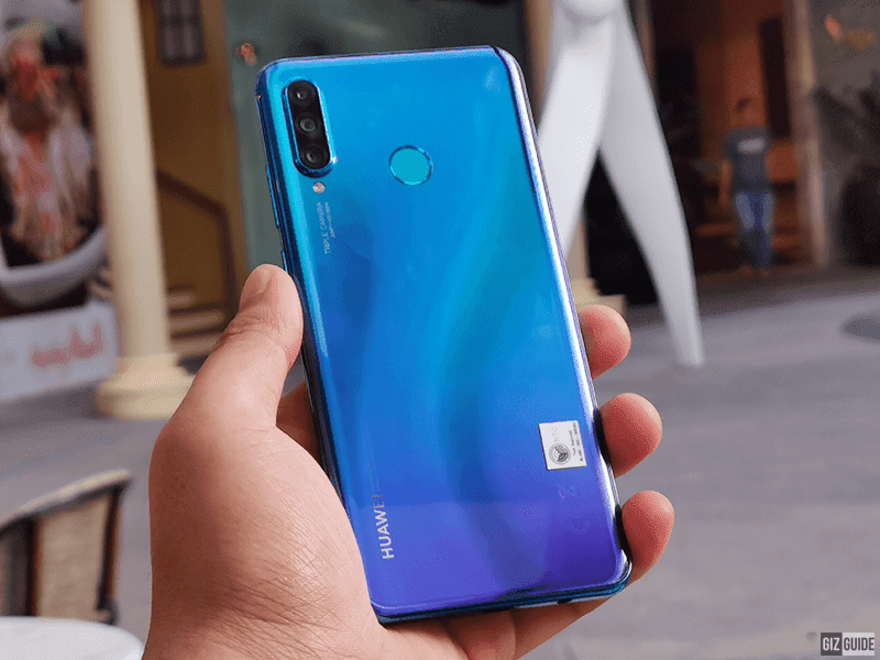 Top 5 highlights of Huawei P30 lite
