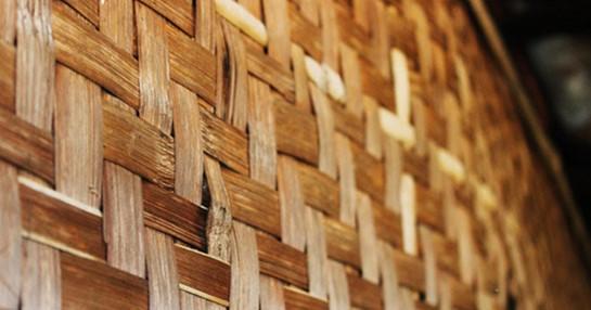 perabotan rumah tangga dari bambu
