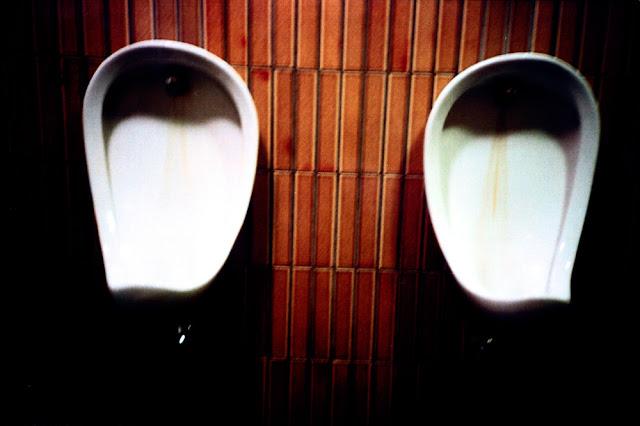men toilets