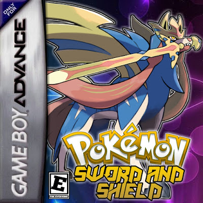 Pokemon Sword&Shield GBA ROM Download: