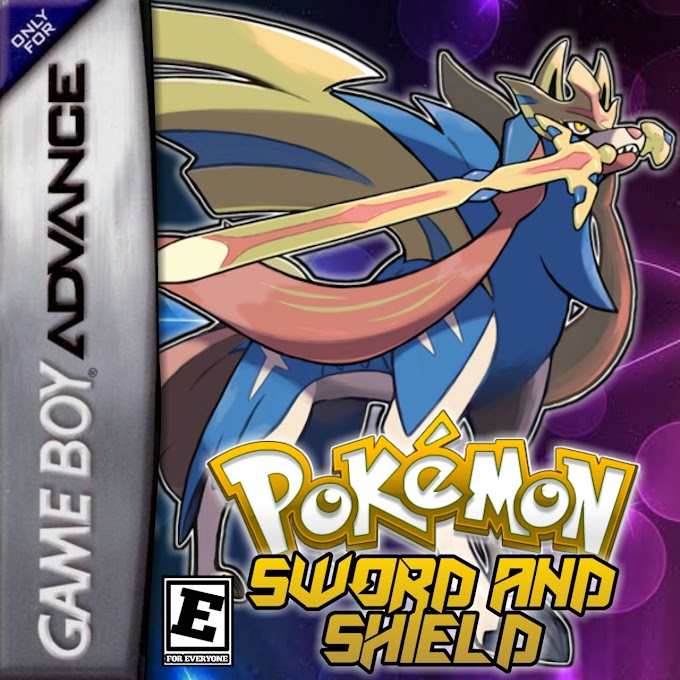 Pokemon Sword and Shield GBA
