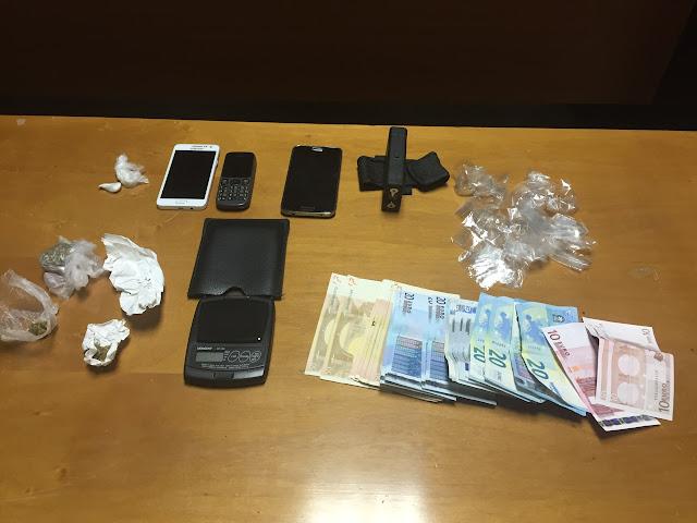 Συνελήφθη 47χρονος για διακίνηση κοκαΐνης