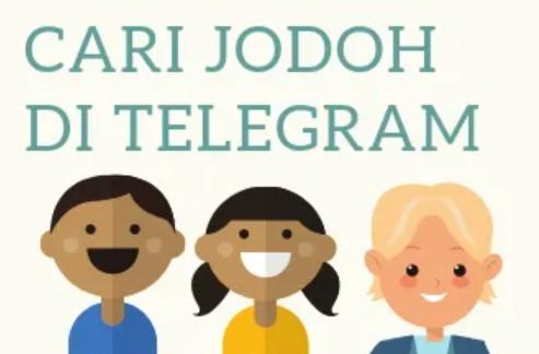 Bot Cari Jodoh di Telegram