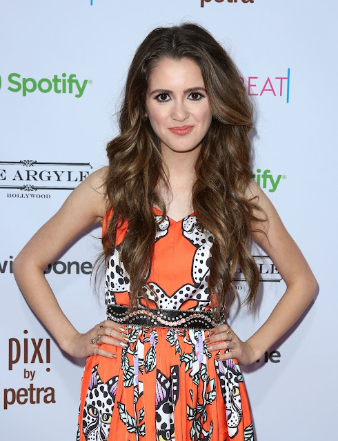 Actress, Singer, @ Laura Marano - Tiger Beat Magazine Launch Party in LA