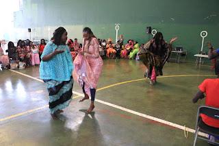 Fiesta de la comunidad senegalesa en Bizkaia