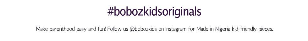 Bobozkids ob Instagram