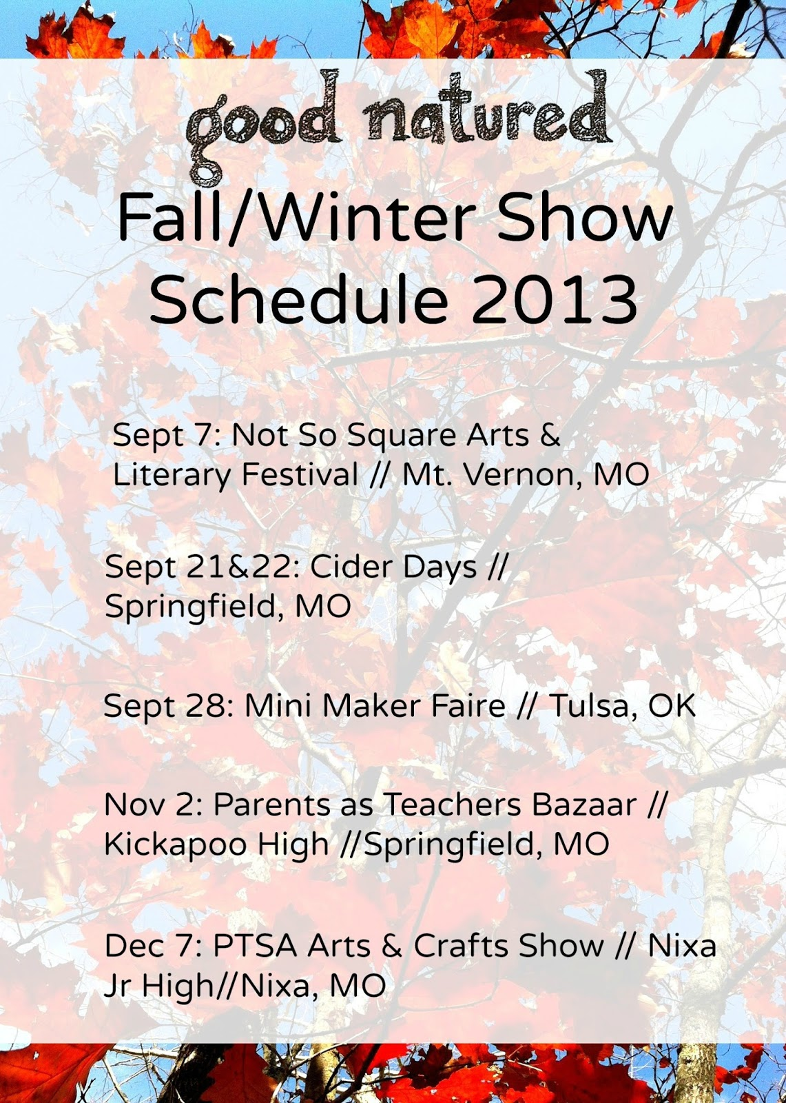Kickapoo High School Springfield Mo Craft Show