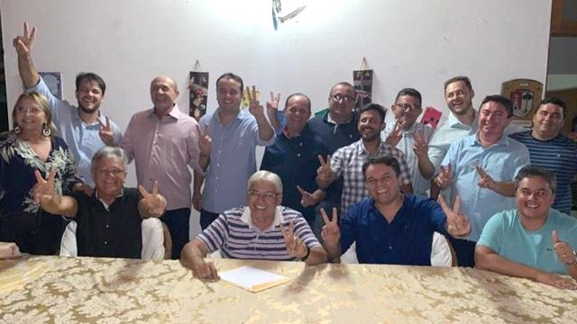 Dr. Umberto Joubert se filia ao Democratas visando eleições na cidade de Patos