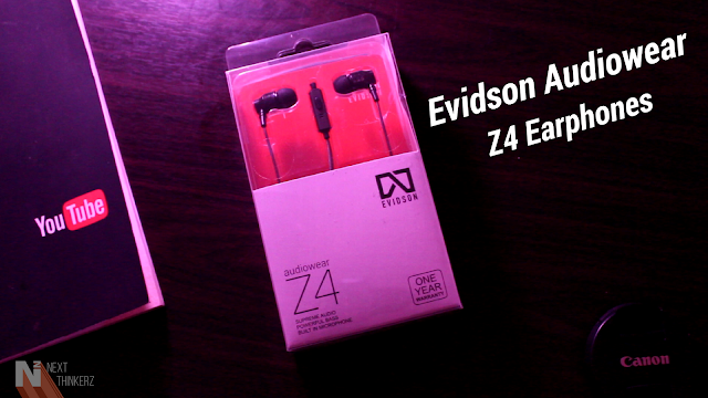 Evidson Audiowear Z4 Review