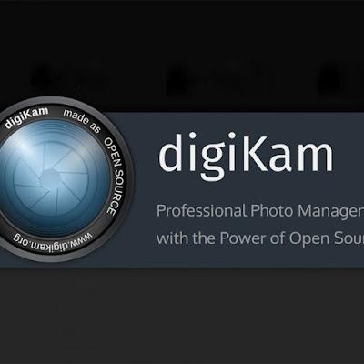 تحميل برنامج  digiKam